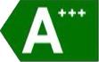 A+++ energimærke